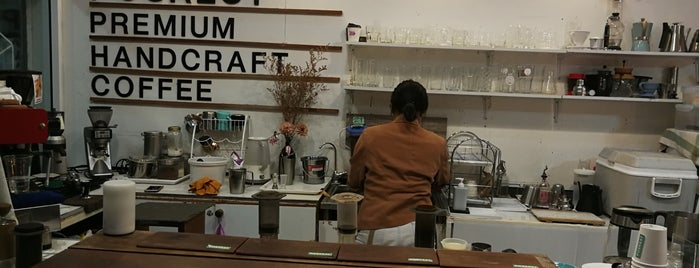 POSREST - Premium Handcraft Coffee is one of RadNomad - Chiang Mai.
