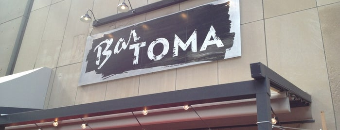 Bar Toma is one of Dinner.