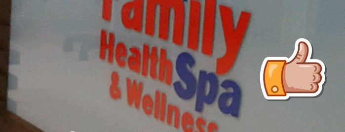Family Health Spa is one of Orte, die Carlo Matias gefallen.