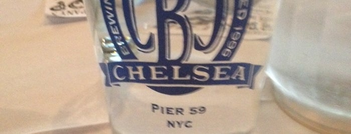 Chelsea Brewing Company is one of Breweries USA.