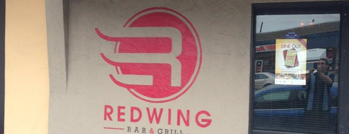 Redwing Bar & Grill is one of 2011 Dining Out for Life San Diego.