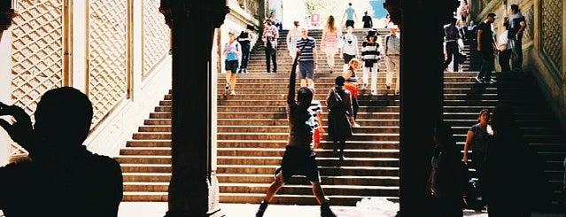 Central Park - The Arcade is one of Locais curtidos por Amanda.
