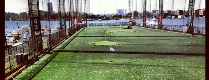The Golf Club at Chelsea Piers is one of บันทึกเดินทาง New York.