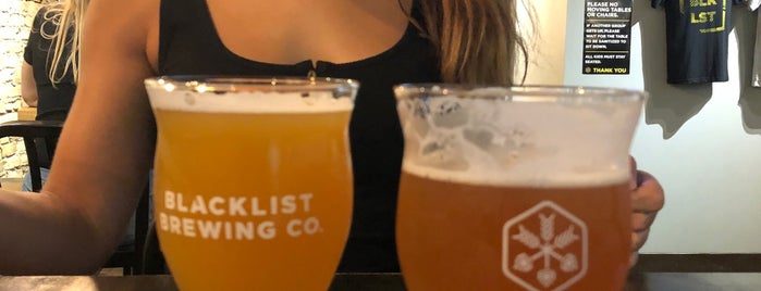 Blacklist Artisan Ales is one of Duluth Trips.