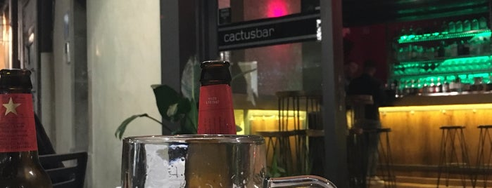 Cactus Bar is one of Ferreti 님이 좋아한 장소.