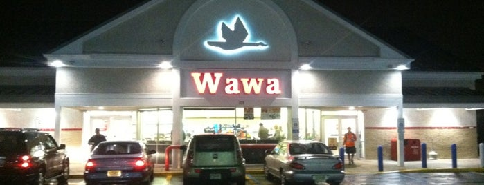 Wawa is one of Lugares favoritos de Jason.