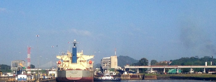 Panama Canal is one of The Best of Panama City.