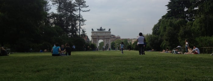 Monumento a Napoleone is one of Aptraveler'in Beğendiği Mekanlar.