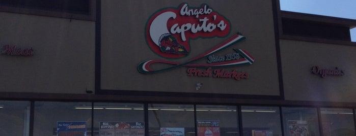 Angelo Caputo's Fresh Markets is one of สถานที่ที่ Darrell ถูกใจ.