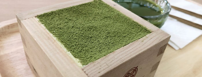 Maccha Iki is one of Tracyさんのお気に入りスポット.