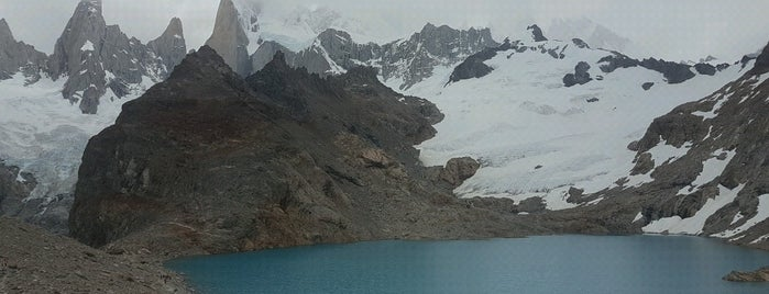 Laguna de los Tres is one of Krzysztofさんのお気に入りスポット.