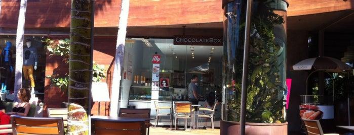 Chocolate Box Cafe is one of Malibu.