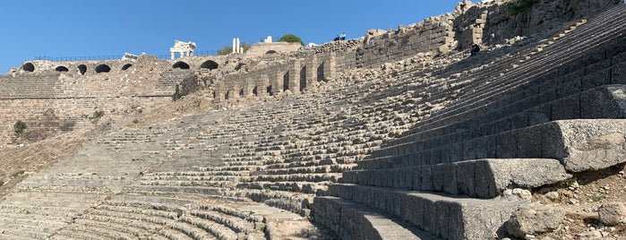 Theater Of Pergamon is one of Keep calm & visit Turkey!.