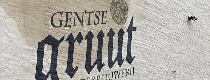 Gruut - Gentse Stadsbrouwerij is one of สถานที่ที่ Alex ถูกใจ.