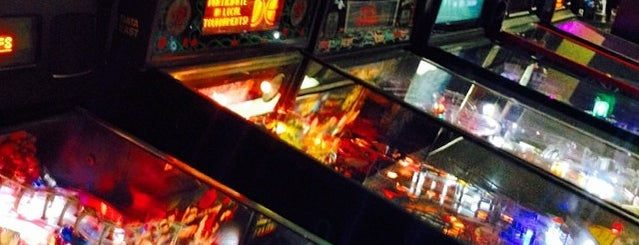 Game Galaxy is one of Pinball Destinations.