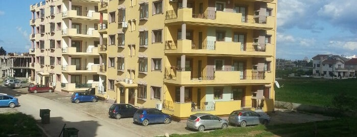 Çiftçioğlu Apartmanları is one of Lugares favoritos de Bego.