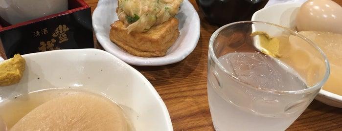 蔵元豊祝 is one of 酩酊・大阪八十八カ所.