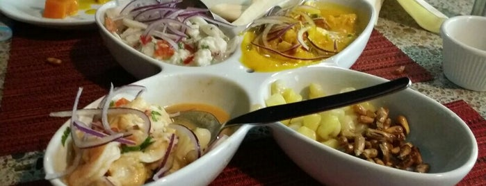 Ceviche Bar by Mixtura is one of Miami.
