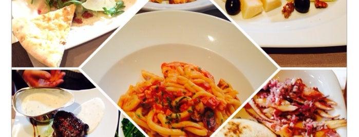 Restaurant Prato is one of Lieux qui ont plu à Elena.