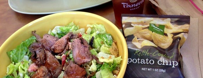 Panera Bread is one of Posti che sono piaciuti a Cuong.
