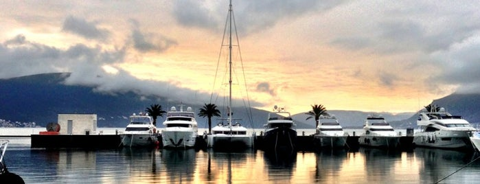 Porto Montenegro is one of Dalmaçya 101.