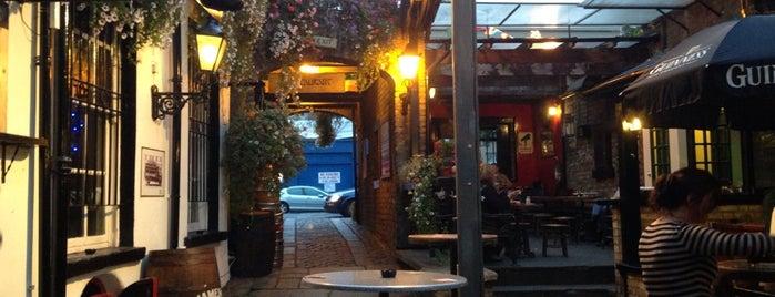 The Brazen Head is one of Top Dublin pubs.