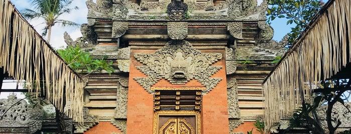 Istana Raja Ubud is one of Lieux sauvegardés par Jennifer.