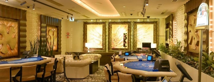 Olympic Casino is one of Oscarさんのお気に入りスポット.