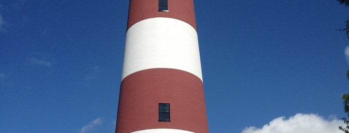 Assateague Island Lighthouse is one of Virginia Jaunts.