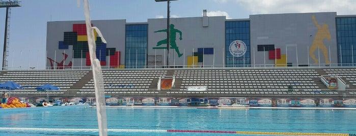 Türkiye Sutopu Federasyonu Ataköy Olimpik Yüzme Havuzu is one of Posti che sono piaciuti a Güçlü.