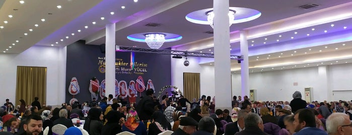 Cikcilli Düğün Salonu is one of Haydar : понравившиеся места.