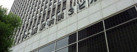 Osaka Ekimae 3rd Building is one of Shigeo 님이 좋아한 장소.