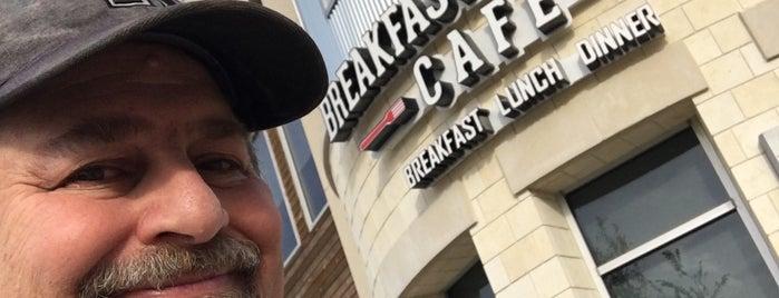 Breakfast Brunch Cafe is one of Houston.