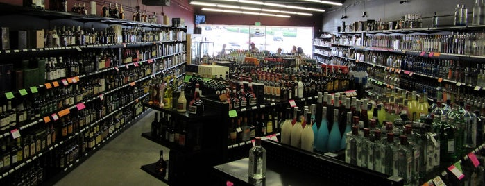 Progress Liquor Store is one of EKECO OREGON!!!.