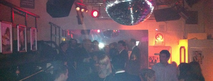 Club Stereo is one of Fun Amsterdam.