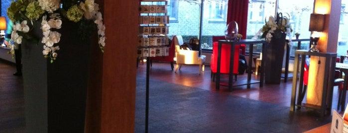 Best Western Amsterdam Airport Hotel is one of Tempat yang Disukai Talha.