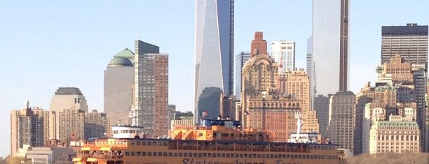 Staten Island Ferry - St. George Terminal is one of #myhints4NewYorkCity.