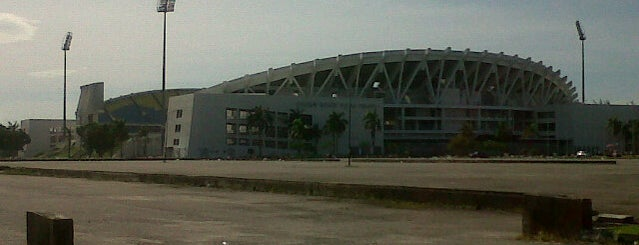 Stadium Negeri Pulau Pinang is one of Attraction Places to Visit.