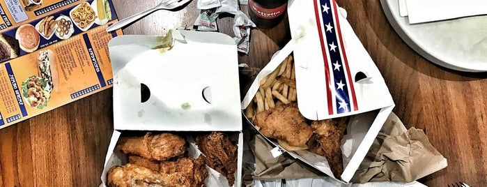 New Texas Fried Chicken is one of Restaurants.