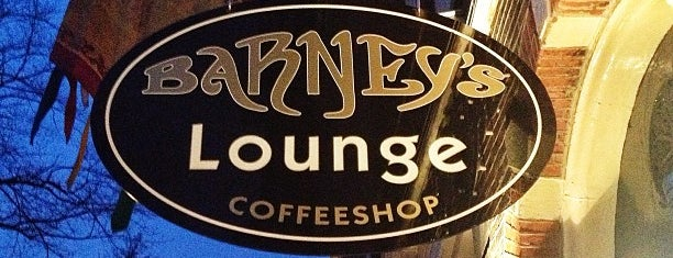Barney's Lounge is one of Amsterdam.