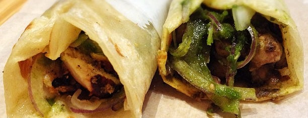 The Kati Roll Company is one of NYC - Manhattan - Restaurants.