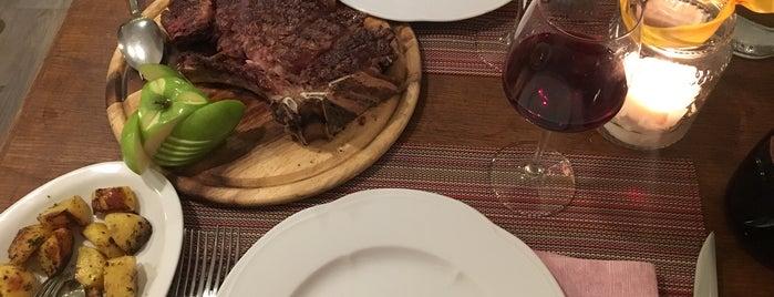 La cucina del Ghianda is one of Florenz.