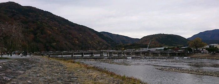 Arashiyama Park is one of JPN.