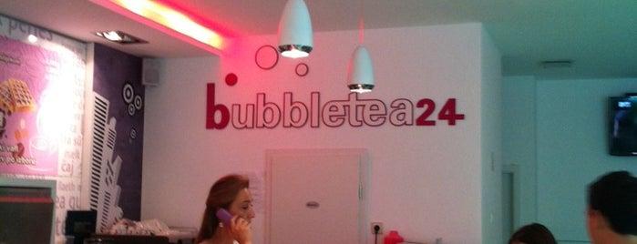 Bubbletea24 is one of Balkans.
