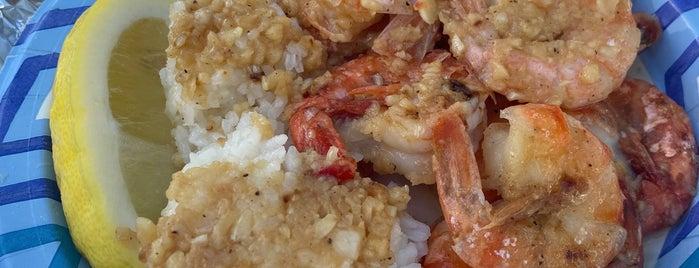Giovanni's Shrimp Truck is one of Aloha O'ahu 🌸.