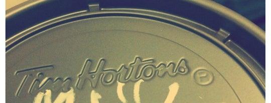 Tim Hortons is one of Lugares guardados de José.