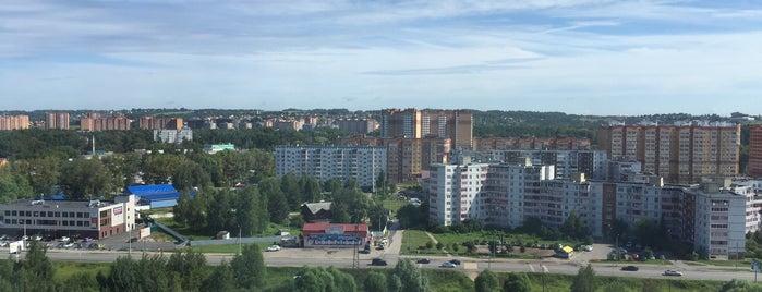 "ЖК ""Князь Долгорукий"" is one of สถานที่ที่ Karenina ถูกใจ."