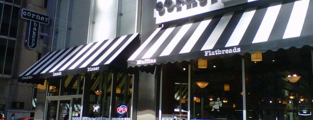 Corner Bakery Cafe is one of Phily.