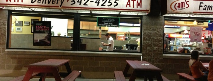 Cam's Pizzeria is one of Keith's Liked Places.