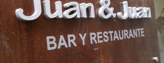 Juan & Juan is one of Comer en Madrid.